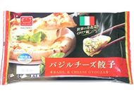 バジルチーズ餃子